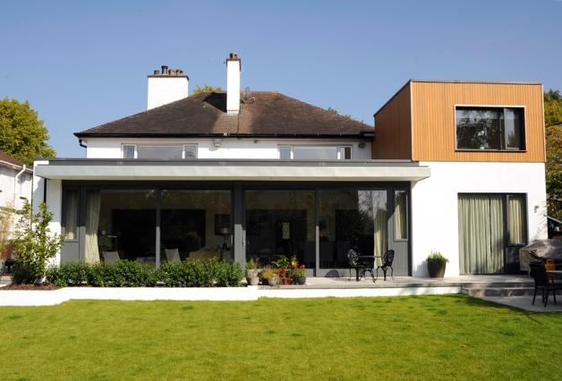 Rear garden extension