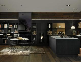 Nolte neo chalet kitchen