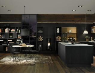 Nolte neo chalet kitchen