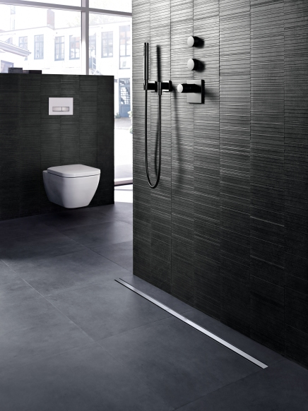Geberit shower channel