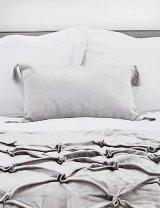 Marks and Spencer velvet tassel cushion £19.50